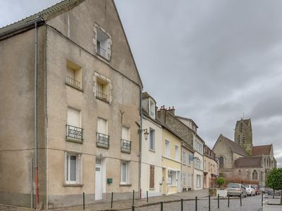 Photo for Charming apartment in the heart of Etampes, near Paris