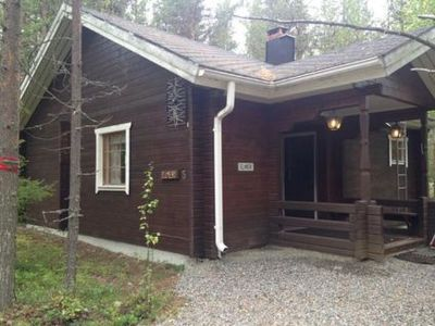 Photo for Vacation home Elmeri in Äkäslompolo - 5 persons, 2 bedrooms