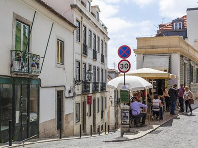 Photo for Santa Catarina / Bairro Alto - feel the traditional Lisbon life in a historic neighborhood in the trendy old town center
