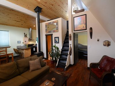 Photo for New Listing: Perfect 2 bedroom cabin for your vacation! Sleeps 6.