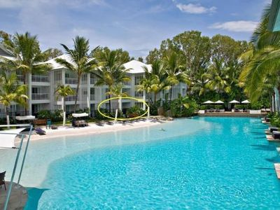 Photo for Apt 114, The Beach Club Resort, Port Douglas