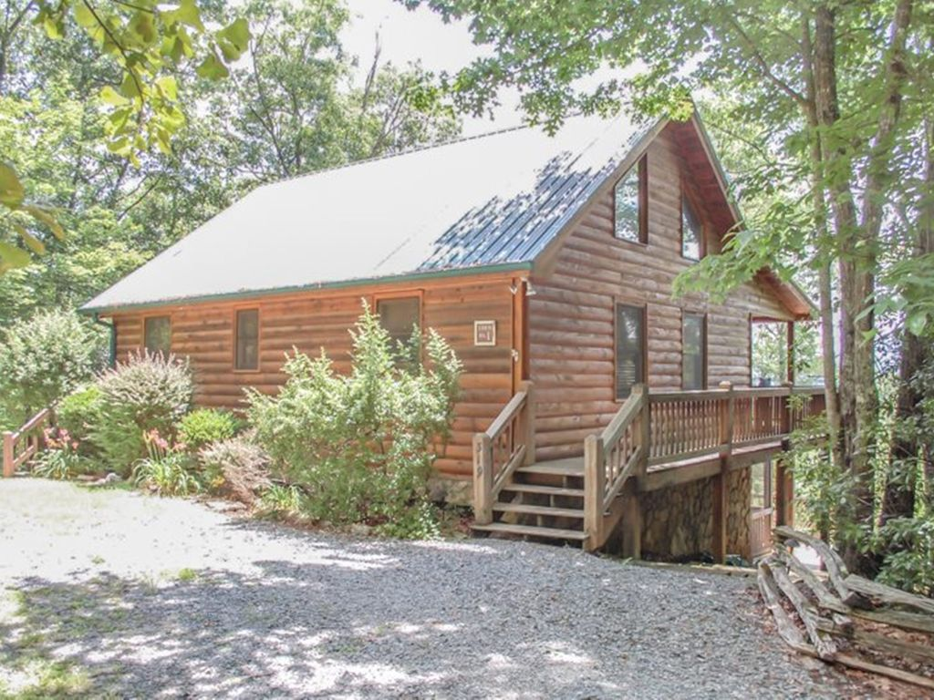 overlook retreat 4br 3ba cabin with amazi vrbo