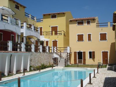 Photo for Apartment 4 beds Viddalba - use of swimming pool