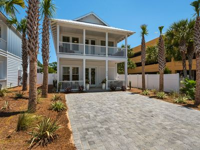 Photo for BRAND NEW UPSCALE HOME WITH PRIVATE POOL WITH ALL AMENITIES!