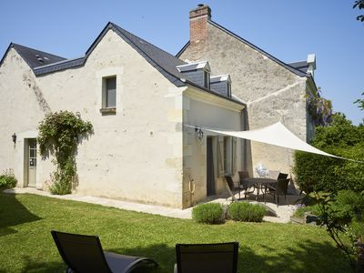 Photo for L 'Abeille bleue - Cottage *** - 4/6 people - Azay-le-Rideau - from 70 € / night