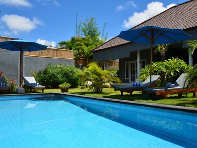 Photo for Villa in Seminyak with Pool & Garden