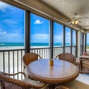 Photo for Direct Beach Front Penthouse with private roof top deck, community pool