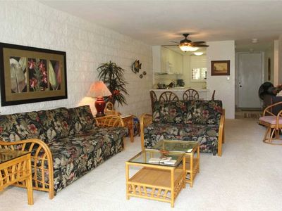 Photo for Kanai A Nalu Resort 108: 2 BR / 2 BA  in Wailuku, Sleeps 6