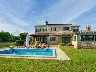 Photo for Vacation home Anthyllis in Poreč/Heraki - 8 persons, 4 bedrooms