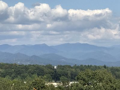 Photo for Spectacular View-Great Location-10 Mins To Downtown Asheville-Large, Fenced Yard