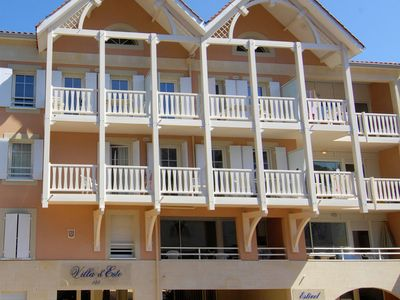 Photo for Luxurious apartment near the resort of Bassin d'Arcachon