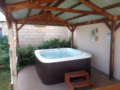 Photo for Hot Tub, Darling Grandma's House, Charming and Nostalgic