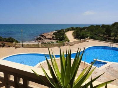 Photo for Cozy and Fully-Equipped Home in Peñiscola: Between the Sea and the Mountains