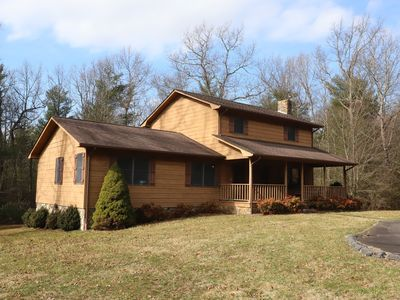 Photo for 3 BR Glade Valley Home close to Golf Courses and Blue Ridge Parkway!