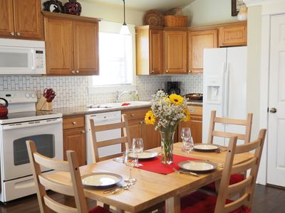 Cozy and warm, totally remodeled, open floor plan