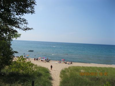 Photo for 4BR Cottage Vacation Rental in Lakeside, Michigan