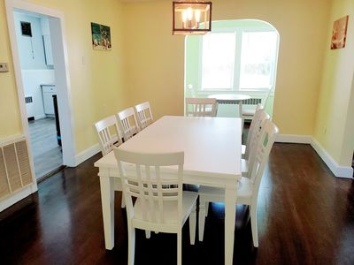Photo for Spacious House Downtown Newly Renovated Sleeps 15 Beach Walking Dist