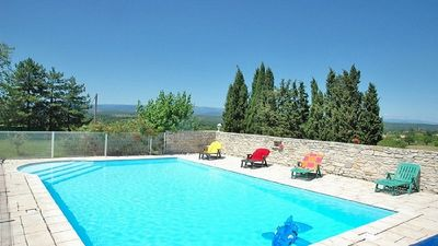 Photo for *** classified cottage with heated pool near the Gorges de l'Ardèche