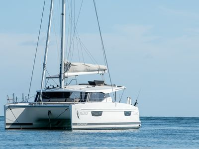 Photo for NEW! Luxury Charter Catamaran Yacht Sleeps 6!