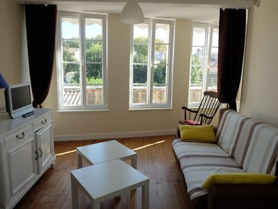 Photo for The Rocking Chair, quiet house in downtown Fontenay (55 € per night)