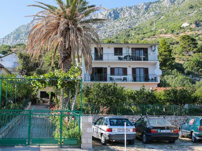 Photo for Apartment in Podaca (Makarska), capacity 2+1