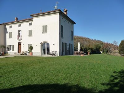 Photo for Canale d'Alba, in the heart of Roero and Langhe: wine, food and relaxation.