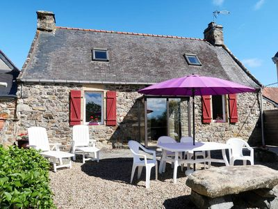Photo for Vacation home Le Penty  in Lanveoc/Crozon, Finistère - 4 persons, 2 bedrooms