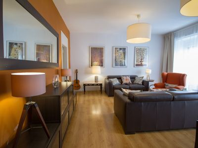 Photo for Feel Lisbon's Artistic spirit from our modern apartment