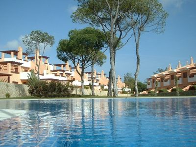 Photo for Luxury 4 bed town house in 5 Star Vila Sol Golf, beach & spa resort