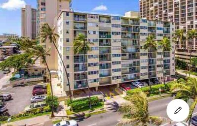 Photo for << Private Vacation ~ 私人假期 >>One Bedroom apartment/Walk to Beach/Waikiki/Parking