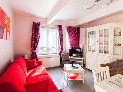 Photo for Beautiful apartment 200m from Le Touquet beach and Rue St Jean with garage - wifi