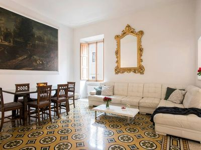 Photo for TreasureRome Opera Family residence up to 12guests 5bedroom by Trevi Fountain