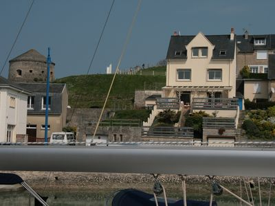 Photo for 3BR House Vacation Rental in Port-En-Bessin-Huppain, Normandie