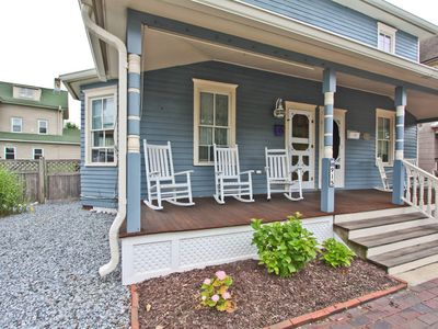 Photo for Cozy Cottage on Madison centrally located to Beach and Downtown Cape May