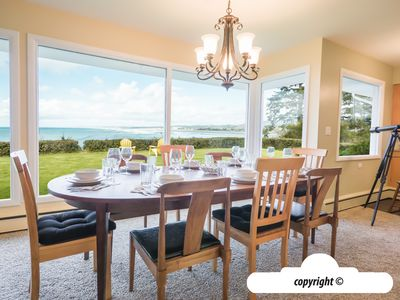 Photo for OCEAN VIEW: SABEY HOUSE: HOT TUB:  Seaside Vacation Homes, Inc Managed
