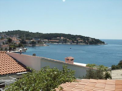 Photo for Studio flat with terrace and sea view Hvar (AS-591-c)