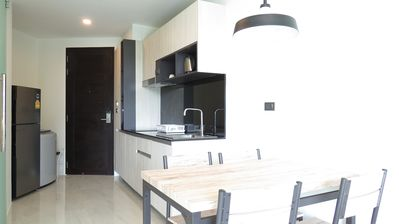 Photo for 1 Bedroom Sea View Condo in Kamala for Rent Oceana A32