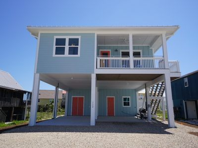 Photo for New Listing! Newly built and only steps to the water. Pet friendly