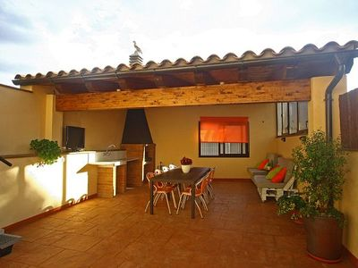 Photo for Self catering Ca L'Arcis for 12 people