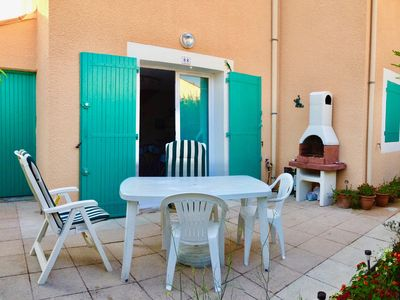 Photo for Beautiful holiday home at the foot of the mountains with communal swimming pool & tennis