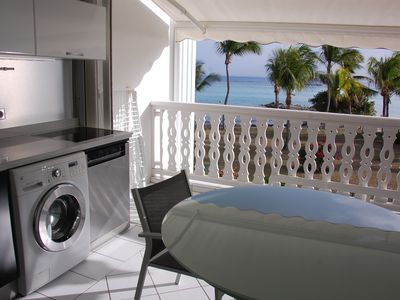 Photo for Furnished 4 * the edge of the lagoon of St. Francis