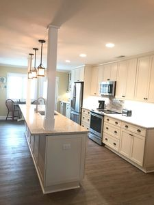 Brand new kitchen and all new appliances