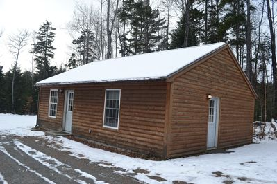 1 of our four identical 3 bedroom 1 bath cabins