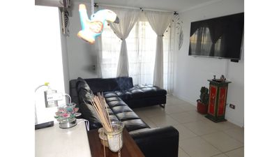 Photo for Apartment 4 min walk from the beach chinchorro