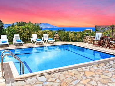 Photo for Mare Blue Villas with 2 Private Heated Swimming Pools