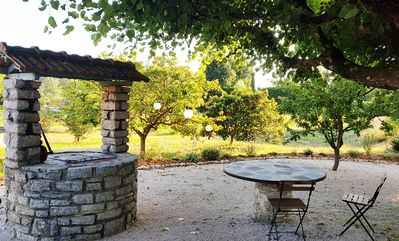 Photo for Holiday house in Provence - Sun, calm and nature at the foot of Ventoux ...