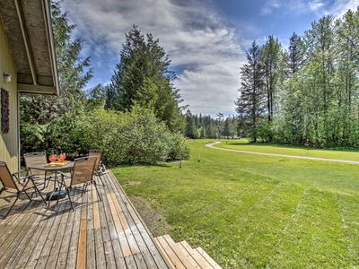 Peaceful Hoodsport Home w/Lake Access&Forest Views
