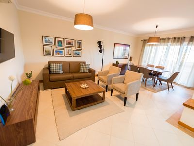 Photo for Modern and tastefully furnished two bed apartment in Vilamoura ,