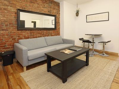 Photo for Huge 3 Bedroom Furnished Loft, Soho - Three Bedroom Apartment, Sleeps 6