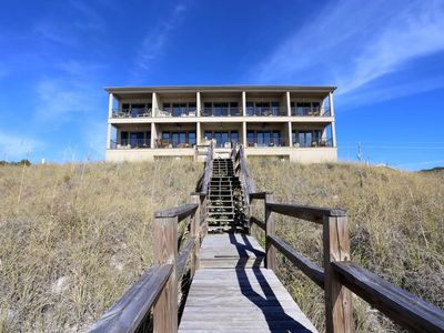 Photo for Journey's End #105 - Gulf Front on Dune Allen Beach w/ Elevator